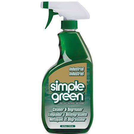 simple green industrial cleaner degreaser  fl oz walmartcom