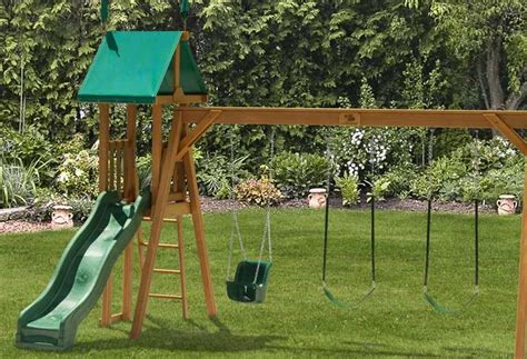 swing sets dublin play mor outdoor swing sets pine glade buildings in