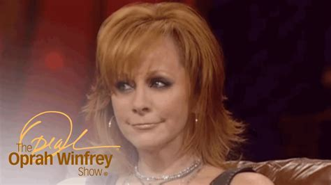 oprah winfrey on r kelly kelly clarkson and reba mcentire on their friendship the