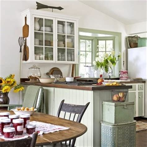 kitchen from country living magazine for the home pinterest
