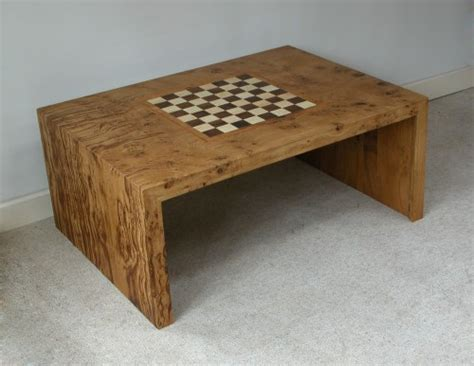 Chess Coffee Table Pym Furniture Designer