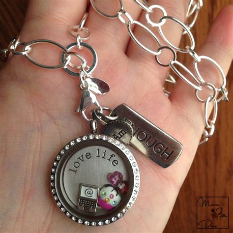 Origami Owl Locket - why my origami owl living locket necklace means so much to