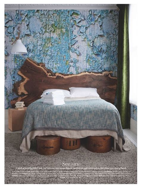 wooden headboards pinterest live edge wood headboard crazy wallpaper in our next