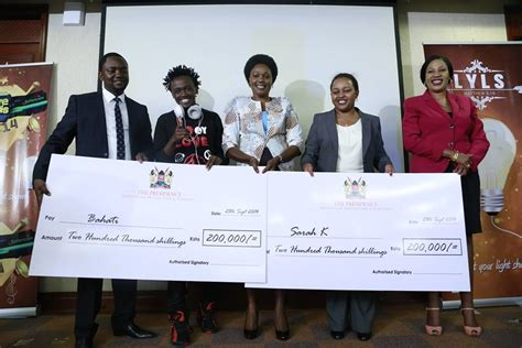 list of awards and nominations received by sarah paulson groove winners bahati and sara k receive a cheque of ksh
