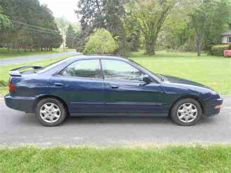 find used 1997 acura integra 4 door runs great service