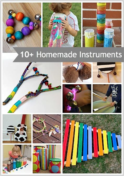 How To Make A Musical Instrument Out Of Paper - 10 musical instruments for buggy and buddy