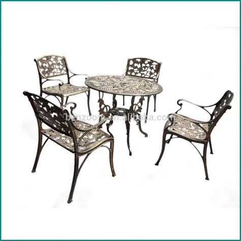 Metal Patio Chair Furniture How To Tell If Metal Furniture And Decor Is Worth Refinishing Metal Patio Chairs For