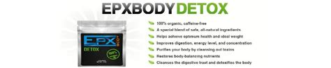 Epx Detox Tea by Epx Detox Epx Detox Epxbody Detox Reviews