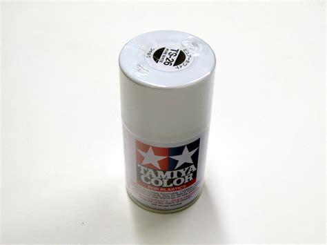 Paint Tamiya Ts 7 Racing White Spray Can tamiya spray lacquer ts 26 white