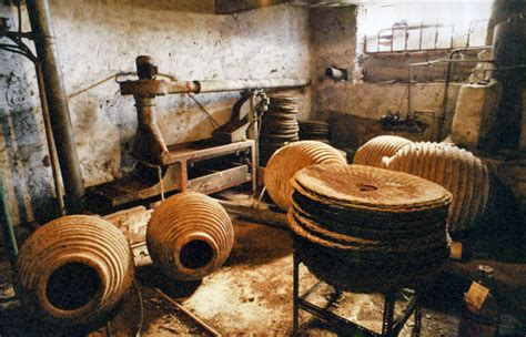 mill historically olives olive mill file olive vessels pythoi of a traditional olive