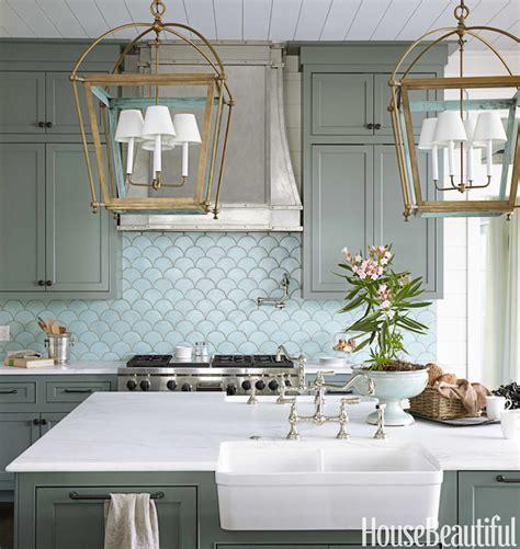 gray green cabinets cottage kitchen urban grace robins egg blue tiles cottage kitchen sherwin