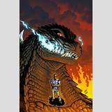 Burning Godzilla Wallpaper | 737 x 1133 jpeg 725kB