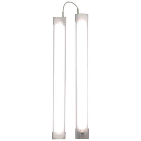 Ge 12 In Slim Line Led Dimming Linkable Under Cabinet Counter Light Fixtures