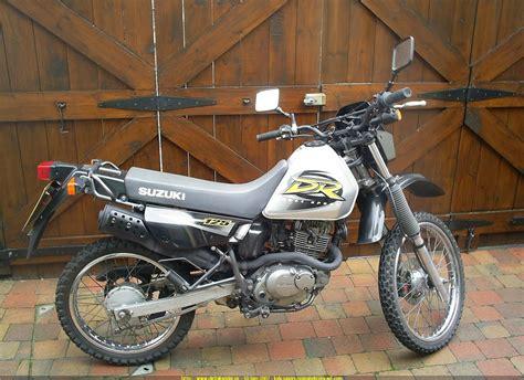 Suzuki Dr125 2000 Suzuki Dr 125 Se Pics Specs And Information