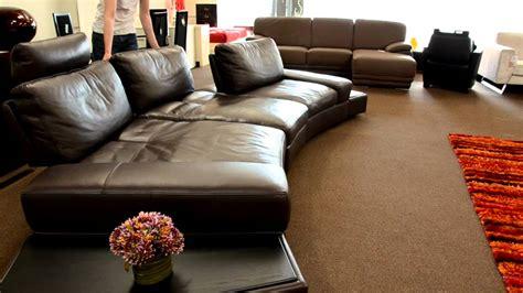 adjustable back sectional sofa modern leather sectional sofa with adjustable back youtube