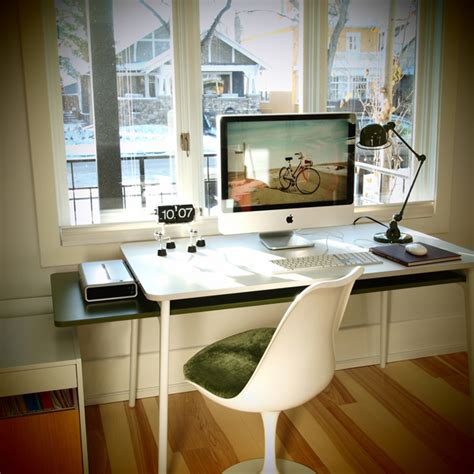 Home Design For Macbook 30 Modern Imac Computer Desk Arrangement Home Design And