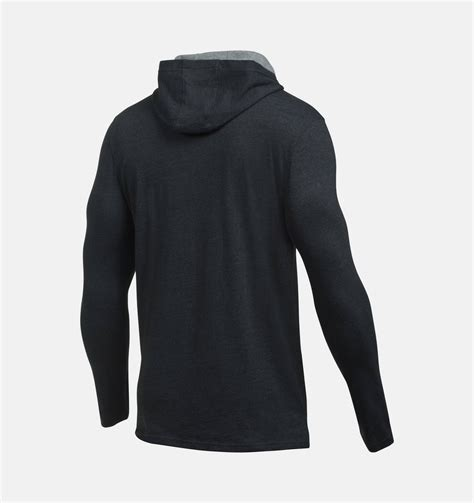 Hoodie Jaket Sweater Armour Athletics clothing armour tri blend hoodie fitness