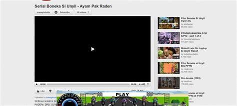 tutorial ut surabaya menonton youtube tanpa buffer lama di pc