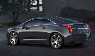 Cadillac Elr Coupe 2014 2014 Cadillac Elr