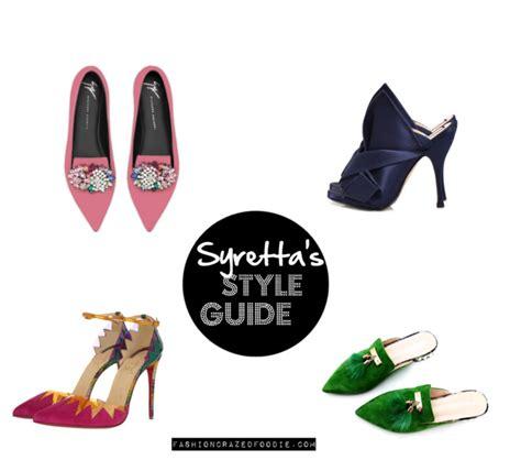 Sandal Wanita Msi Gold Point Heels Black Hitam fashion crazed foodie
