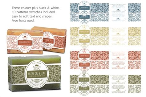 Soap Label Templates 22 Soap Label Designs Psd Vector Eps Jpg Download Freecreatives