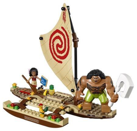Lego Moana Disney S Moana Lego Sets Toyathlon
