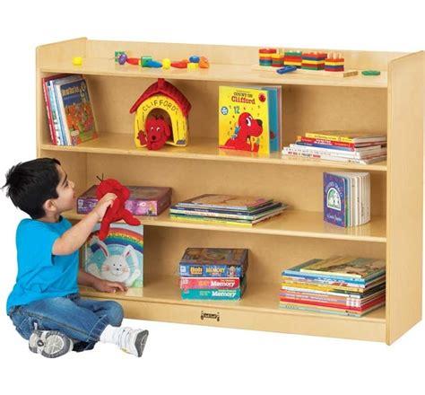 Book Rack For Children by Jonti Craft Mobile Bookcase W Lip 0782jc Jonti Craft