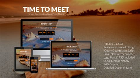 the ultimate list of best 55 html5 css3 responsive landing