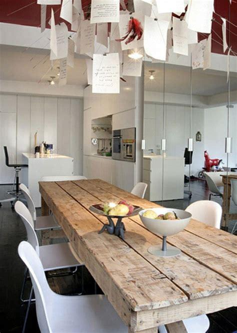 rustikale esstische holz esstische im landhausstil mit st 252 hlen f 252 rs esszimmer