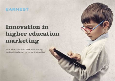 Marketing Education 2 by Innovation In Higher Education Marketing