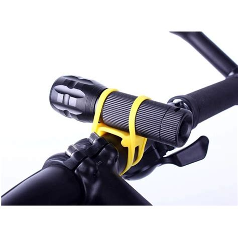 Bike Bracket Mount Holder For Flashlight Ab 295 silicone bike bracket mount holder for flashlight ab 2962 blue jakartanotebook
