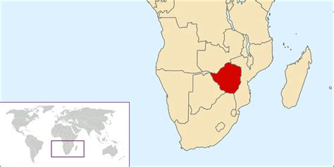 printable map of zimbabwe in africa zimbabwe detailed location mapjpg pictures