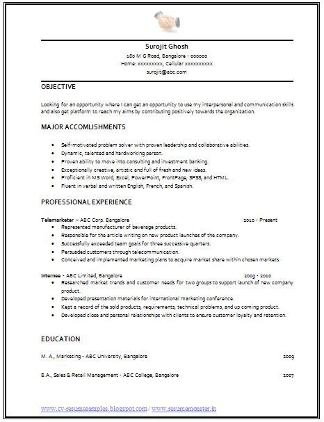 basic format resume template resume template professional gray