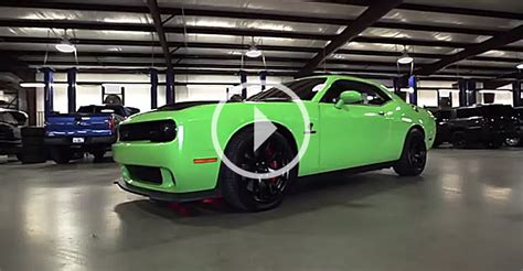 hennessy pontiac the hennessey hpe850 hellcat challenger