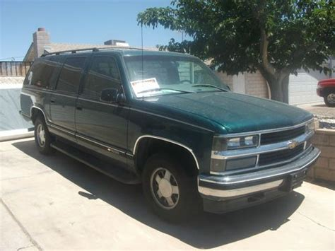 how things work cars 2009 chevrolet suburban 1500 windshield wipe control sell used 98 chevy suburban 1500 low miles runs great in henderson nevada united states
