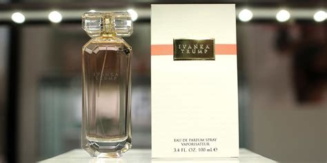 ivanka trump perfume inside the princess diana fashion exhibition at kensington