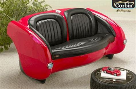 corvette couch car inspired chair archives page 2 of 2 chairblog eu