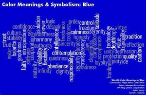 symbolism of the color blue blue color meanings and symbolism visual arts