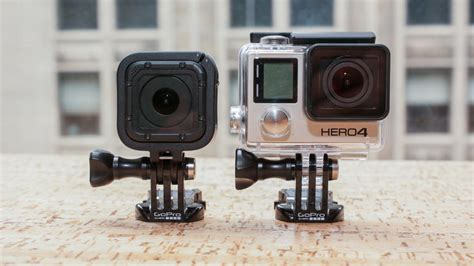 Gopro Hero4 gopro hero4 session review cnet