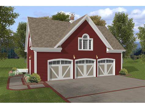 garage designs with living space above keeley three car garage plan 108d 7501 house plans and more