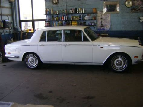 find used 1971 rolls royce silver shadow quot project parts