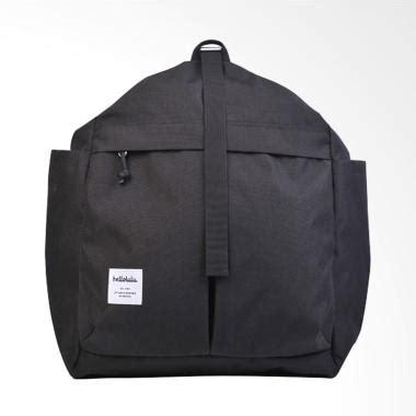 Kiera Grey Mini Backpack Visval Tas Simple jual tas ransel laptop hellolulu harga menarik blibli