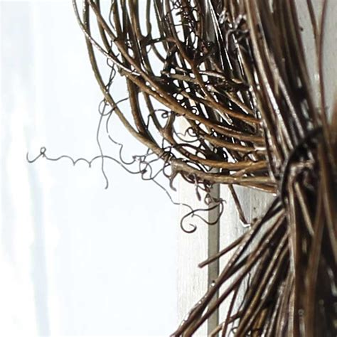 twig grapevine bow wall decor home decor