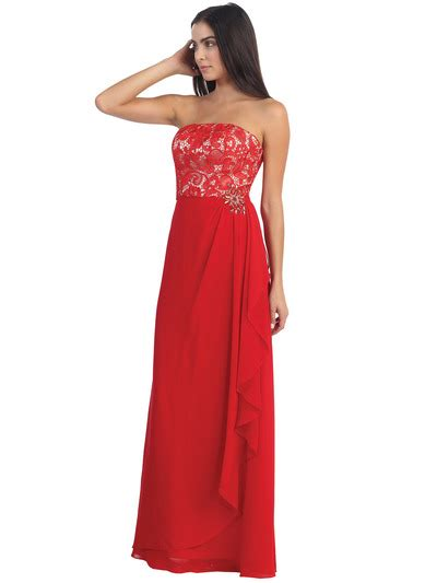 over lay weave wraps lace overlay faux wrap evening dress sung boutique l a