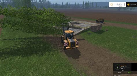 placeable contractor wood sell point ls 15 farming