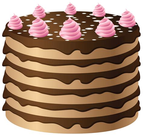 cake clip chocolate cake clipart clip of cake clipart 1082