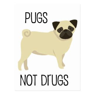 pugs not drugs poster pugs not drugs gifts t shirts posters other gift ideas zazzle