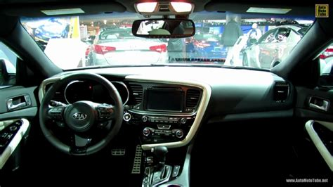 Kia Optima Sxl Interior 2014 Kia Optima Sxl Interior Car Interior Design