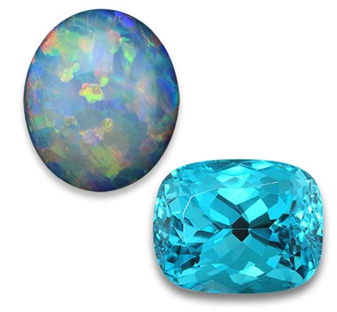 what color birthstone is october tourmaline american gem society