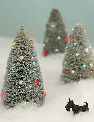 melbourne and 60cm bottle brush christmas tree 30 cheap diy decorations